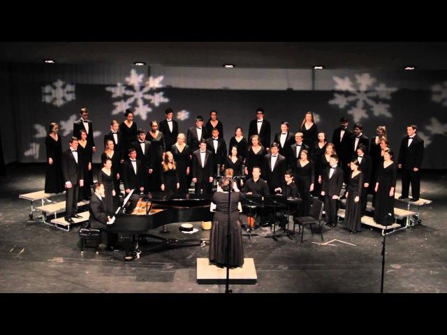 Bexley H.S. Vocal Ensemble -Wangol (Traditional Haitian/arr. Sten Källman)