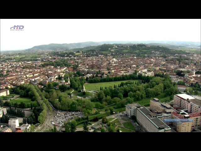 Прекрасная Италия: Венето - от озера Гарда до Беллунских Доломитов