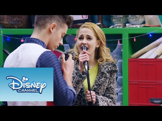 Violetta Momento Musical Ludmila y Federico cantan Si es por amor