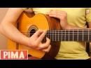 Как играть Флажолеты как Профи | Уроки гитары