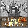 HOLSTyak-video: видео выступлений рок-музыкантов