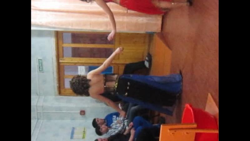 Я танцую * День лучшего студента в общаге ***