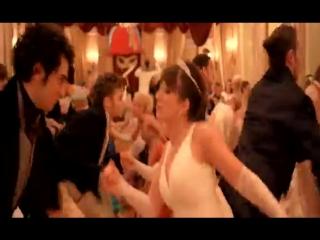 Танцы на балу из фильма Ржевский против Наполеона