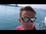 Прогулка на яхте по островам Италии. И роскошный Порт с Мега-крутыми и дорогими Яхтами :)