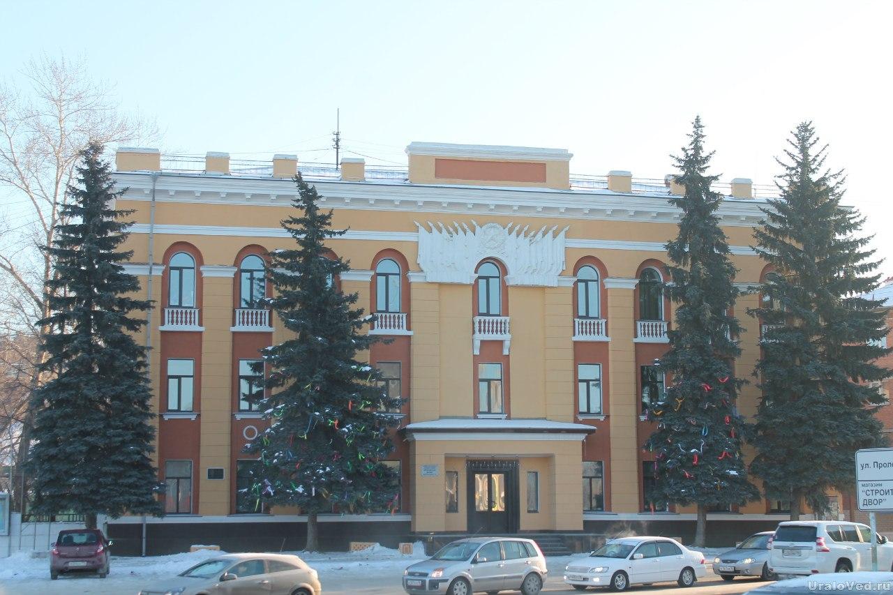 Музыкальная школа Березовского