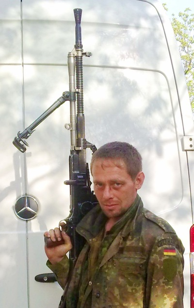 Павел Гладуненко