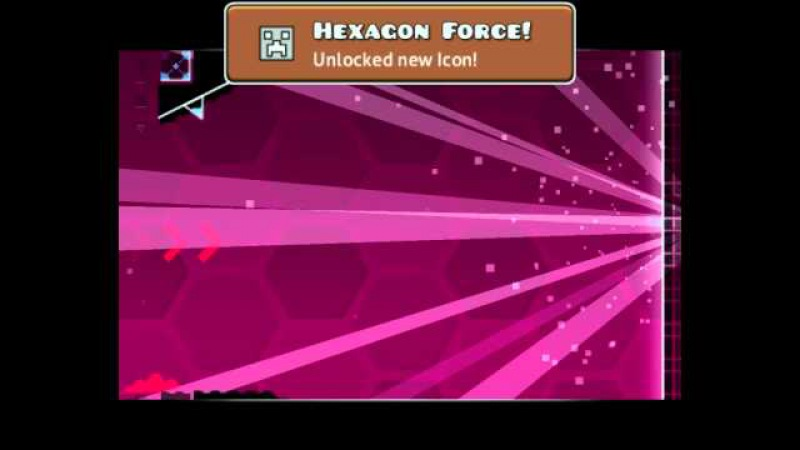GeometryDash Hexagon Force \ Electrodynamix