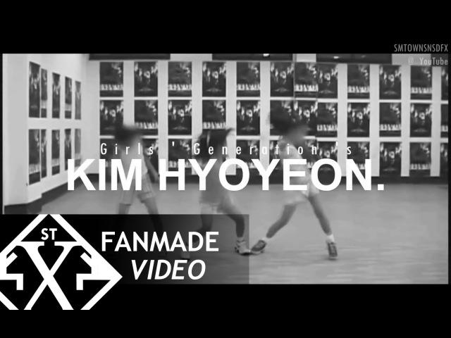 Girls' Generation's Kim Hyoyeon - Half of fame
