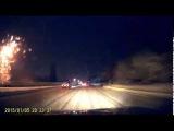 О! Чудо! Аномалия в Крыму = повалил,вихрясь,необычный сказочный снег!!!