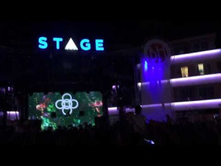 Alesso @ Stage (Magaluf) 14.7.15 - BH Mallorca - OPENING SET