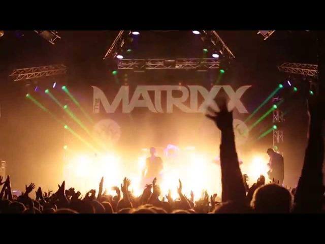 The MATRIXX Опиум для никого Екатеринбург 10 10 2015