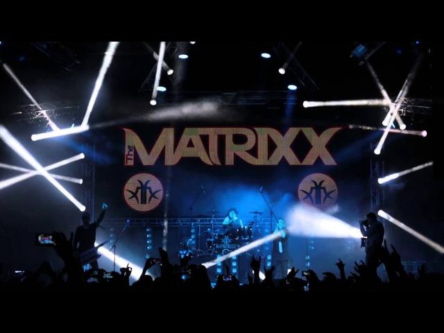 The MATRIXX – Ковёр-вертолёт (Екатеринбург, 10.10.2015)