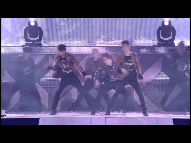 TVXQ! Catch Me World Tour in Seoul - 주문-MIROTIC