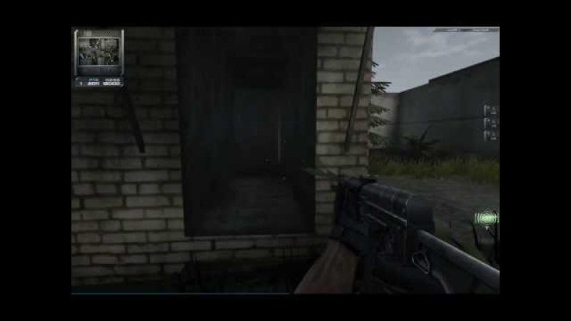 Обзор Автомата AEK-971 В игре Contract Wars а Stormkill