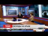 Крым будет датироваться только для выживания до 2020 года. Неудобная правда для ТВ.