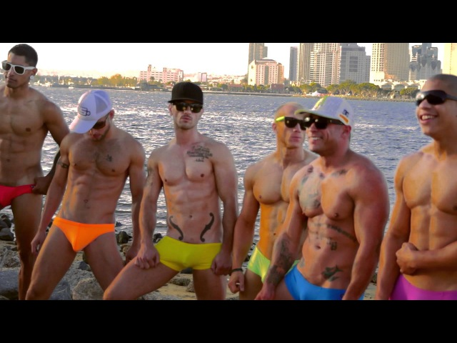 Rich's hot gogo boys Chasing The Sun by The Wanted Hardwell Remix