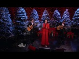 Katy Perry - Unconditionally (Acoustic Version) @ The Ellen DeGeneres Show HD