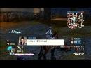 Samurai Warriors 4 Otani Yoshitsugu gameplay Hard