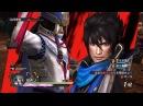 Samurai Warriors 4 Sengoku Musou 4 Takatora Todo Yoshitsugu Otani Gameplay Chaos Difficulty