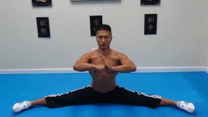 Learn the Middle Splits Fast