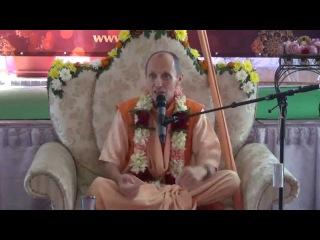 Е.С. Бхакти Ананта Кришна Госвами - «Санкиртана в Грихастха Ашраме» - Часть 2 - 27.09.2015