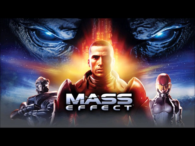 Mass Effect 1 - Complete Soundtrack