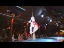 Olya Dzhan - pole dancing