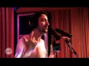 How To Dress Well performing Words I Don't Remember Live on KCRW