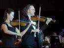 Чардаш с северо-корейской скрипачкой. North Korea violinist
