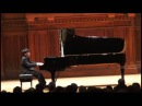 George Li plays Horowitz Variations on a theme from Carmen