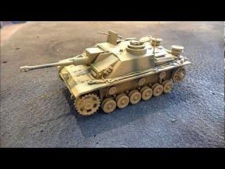 Dragon StuG III G in 1/72 scale Part I