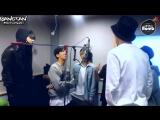 [RUS SUB][BANGTAN BOMB] Recording I NEED U chorus in BTS choir