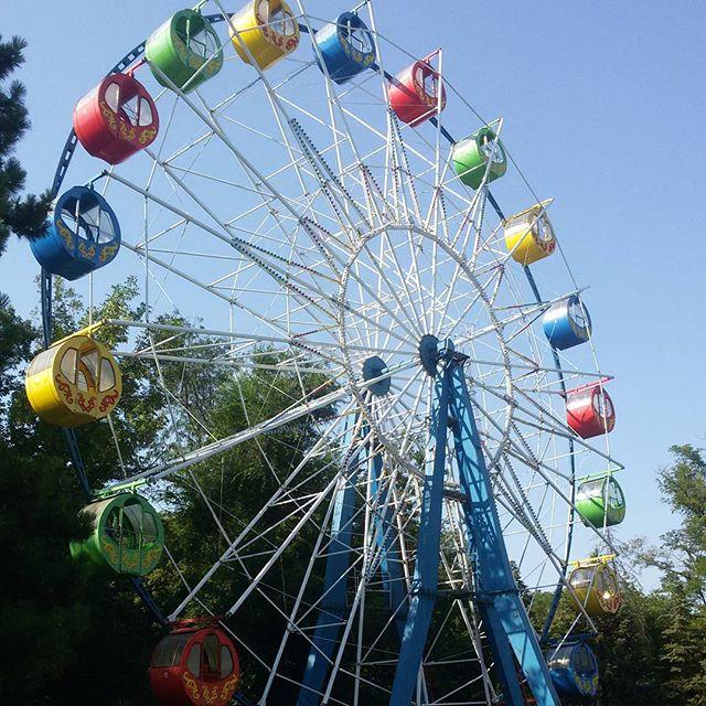 Парк имени Горького в Таганроге подготовил праздничную программу ко Дню российского флага