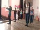 Репетиция танца маленьких алкашей