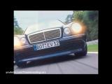 ПОЗОР СПОРТКАРОВ  часть 3)))  Mercedes BRABUS E V12 W210 7.3 582 л.с.