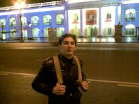 Гоша Гусарин____жи__есть__, 28 декабря 1986, Санкт-Петербург, id25574352
