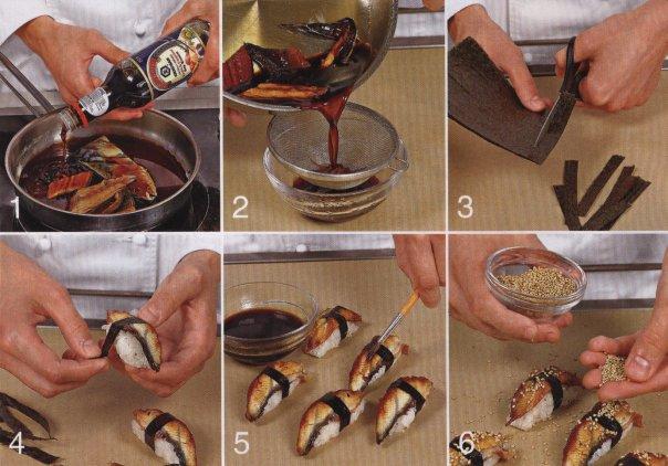 Роллы запеченные в домашних условиях пошаговый рецепт с фото
