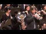 Peter Graham - Bravura by Alexis Demailly,Bastien Baumet and the Taichung philharmonic Wind Ensemble