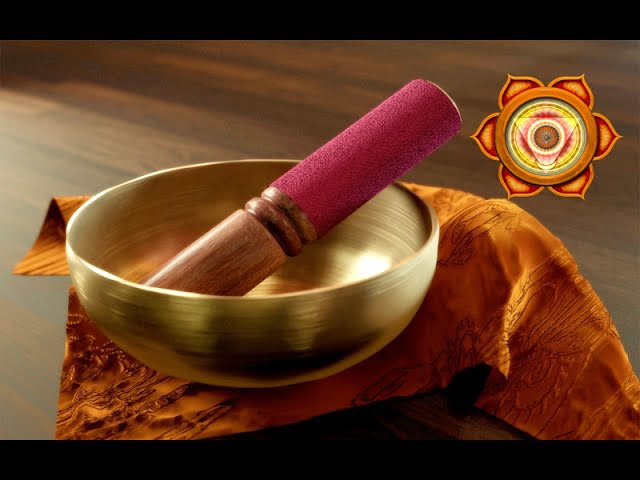 3 Hours Tibetan Singing Bowls Meditation Sacral Chakra | Tone D Music | Sacral Chakra