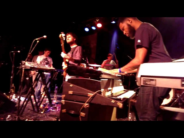 Snarky Puppy - LIVE in Dallas February 18th, 2014 PART 1