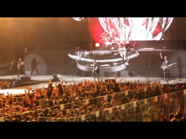 Scorpions-Scorpions – Is There Anybody, The Zoo (14.05.2015) г.Новосибирск