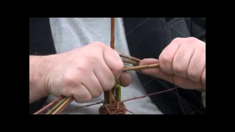Pletenie korbáča - videopostup