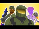 ♪ HALO THE MUSICAL - Parody Song Animation