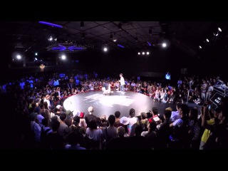 ISSEI vs KOHEI | Japan Cypher 2015 - Top16