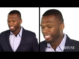 Get rich or die tryin' Check out 50 Cent's business lessons