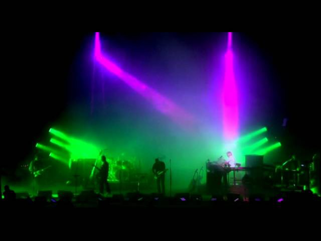 Echoes - David Gilmour Remember That Night HD