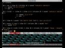 Experimental live coding stream Yaxu live from Hangar Barcelona