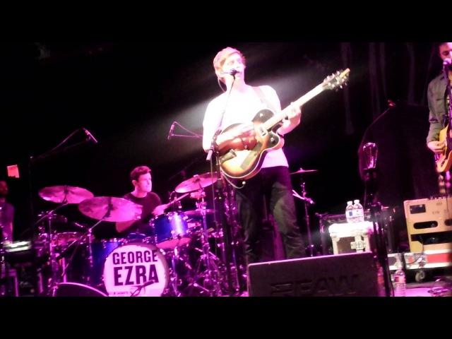 George Ezra - Cassy O' [Live]