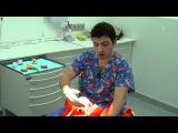 Применение закиси азота в детской стоматологии
