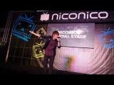 AFA 2014 Day 1 NICONICO Stage - Amatsuki 1
